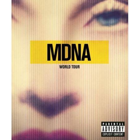 MDNA WORLD TOUR BLURAY