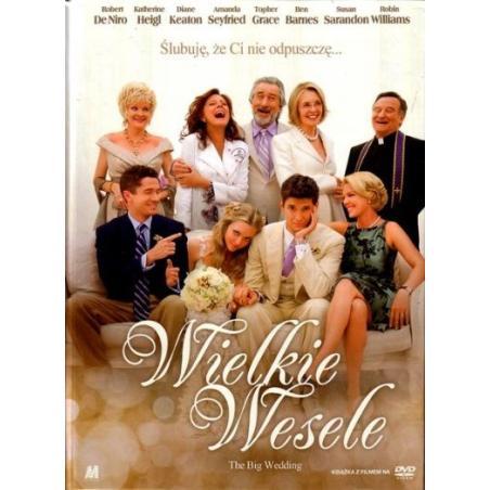 WIELKIE WESELE KSIĄŻKA + DVD PL