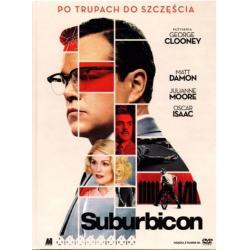 SUBURBICON KSIĄŻKA + DVD PL