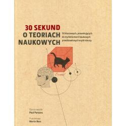 30 SEKUND O TEORIACH NAUKOWYCH Paul Parsons