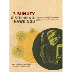 3 MINUTY O STEPHENIE HAWKINGU Paul Parsons