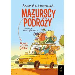 MAZURSCY W PODRÓŻY Stelmaszyk Agnieszka