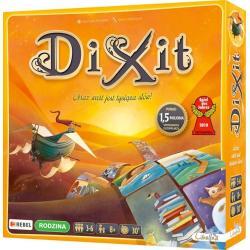 DIXIT GRA PLANSZOWA M 8+