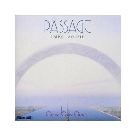 EMPIRE BRASS QUINTET PASSAGE CD
