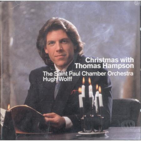 CHRISTMAS WITH THOMAS HAMPSON CD