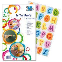 LITERY - 450 karteczek samoprzylepnych do nauki czytania