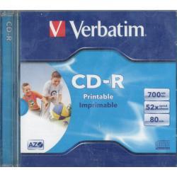 PŁYTA CD-R VERBATIM