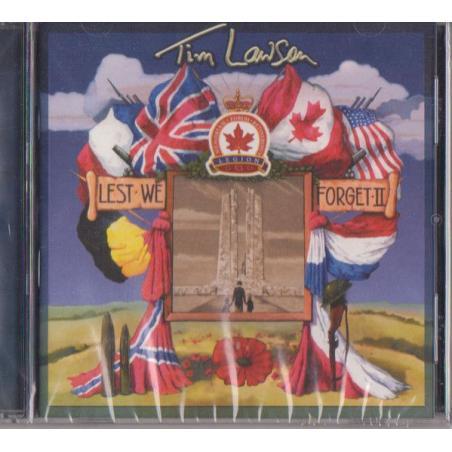 TIM LAWSON LEST WE FORGET II CD