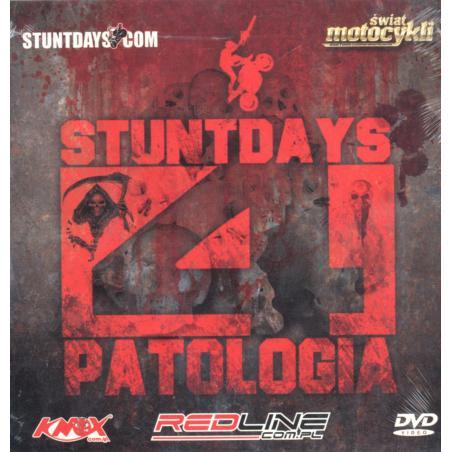 STUNT DAYS 4 PATOLOGIA DVD