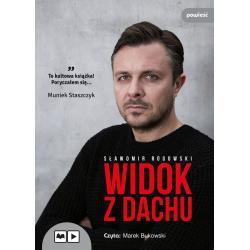 WIDOK Z DACHU AUDIOBOOK CD MP3 Sławomir Rogowski