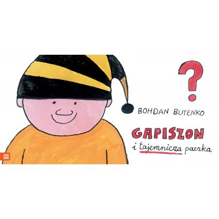 GAPISZON I TAJEMNICZA PACZKA Bohdan Butenko 1+