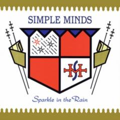 SIMPLE MINDS SPARKLE IN THE RAIN WINYL