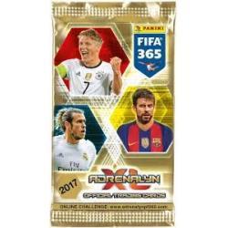 FIFA 365 ADRENALYN XL SASZETKI Z KARTAMI