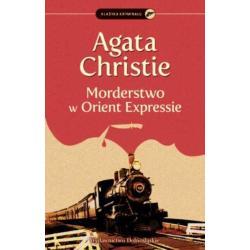 MORDERSTWO W ORIENT EXPRESSIE Christie Agata