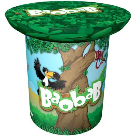 BAOBAB GRA ZRĘCZNOŚCIOWA 6+