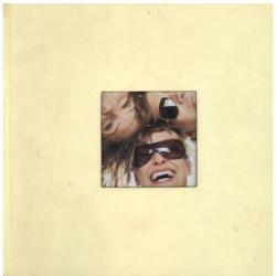 ALBUM NA 200 ZDJĘĆ 10X15 CM KREMOWY