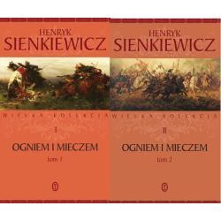 OGNIEM I MIECZEM PAKIET  Henryk Sienkiewicz