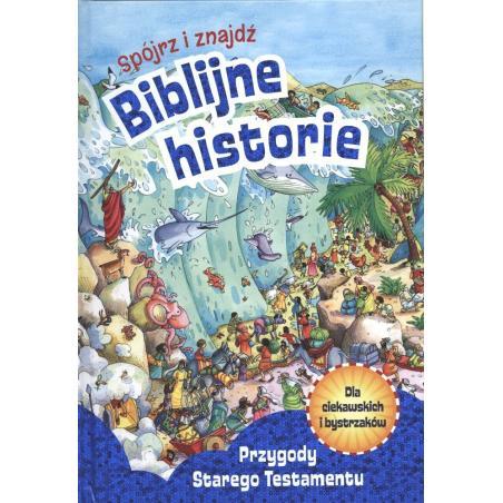 PRZYGODY STAREGO TESTAMENTU BIBLIJNE HISTORIE