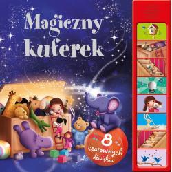 MAGICZNY KUFEREK 8 CZAROWNYCH DŹWIĘKÓW