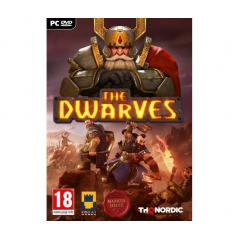 THE DWARVES PC DVDROM