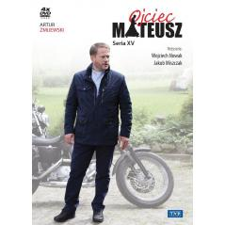 OJCIEC MATEUSZ SERI XV 4 X DVD PL