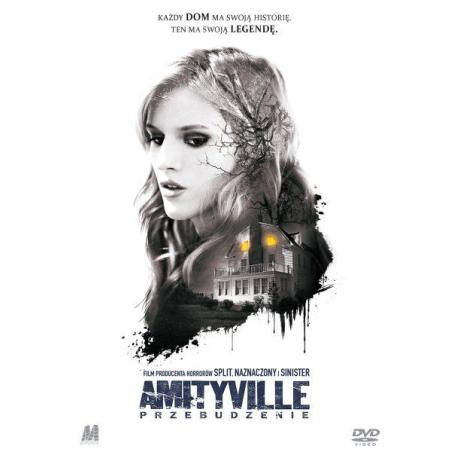 AMITYVILLE PRZEBUDZENIE DVD PL