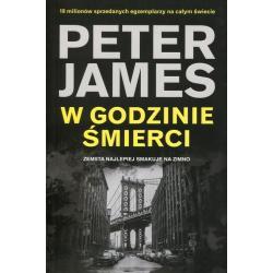 W GODZINIE ŚMIERCI James Peter