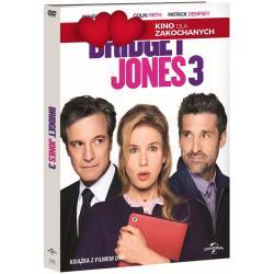 BRIDGET JONES 3 KSIĄŻKA + DVD PL