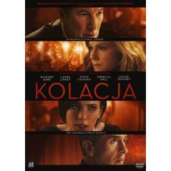 KOLACJA KSIĄŻKA + DVD PL