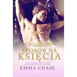 SPOSÓB NA KSIĘCIA ROYALLY Chase Emma