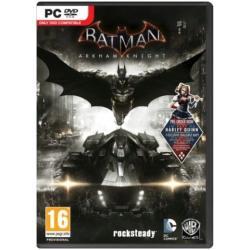 BATMAN ARKHAM KNIGHT PC DVDROM + STEAM PL