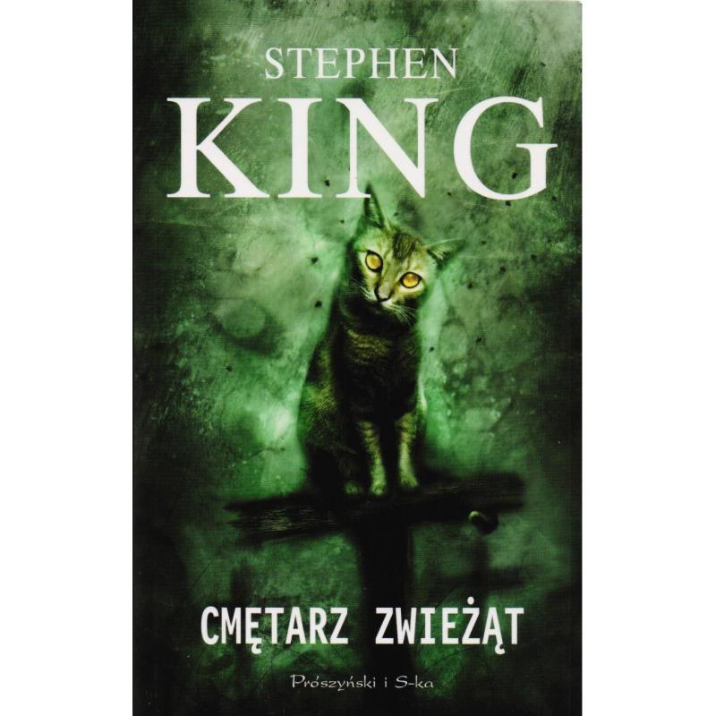CMĘTARZ ZWIEŻĄT King Stephen