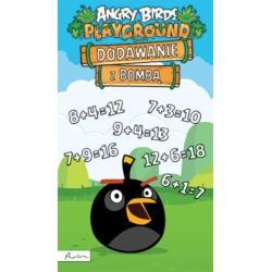 PLAYGROUND DODAWANIE Z BOMBĄ ANGRY BIRDS