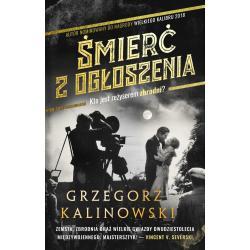 ŚMIERĆ Z OGŁOSZENIA Grzegorz Kalinowski