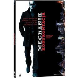 MECHANIK KONFRONTACJA KSIĄŻKA + DVD PL