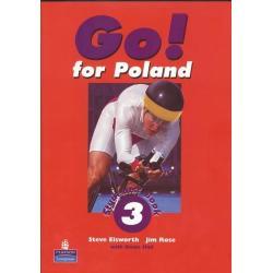 Z.GO! FOR POLAND 3 SP PODRĘCZNIK JĘZYK ANGIELSKI Elsworth Steve
