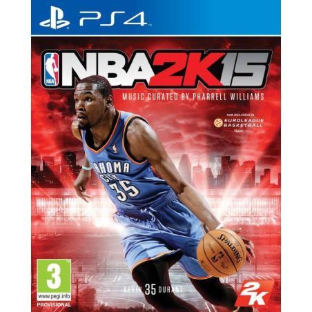 NBA 2K15 PS4
