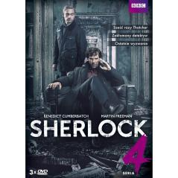 SHERLOCK SERIA 4 ODCINKI 1-2 DVD PL