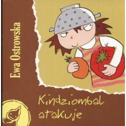 KINDZIOMBAL ATAKUJE Ewa Ostrowska