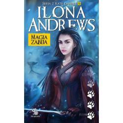 MAGIA ZABIJA KATE DANIELS 5 Andrews Ilona