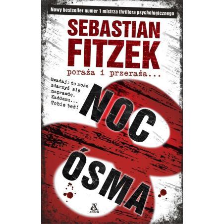 NOC ÓSMA Sebastian Fitzek