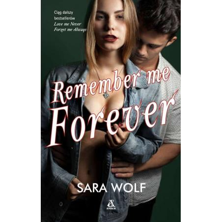 REMEMBER ME FOREVER Sara Wolf