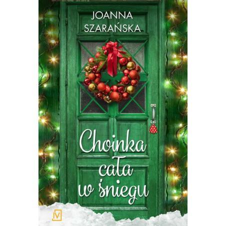 CHOINKA CAŁA W ŚNIEGU Joanna Szarańska