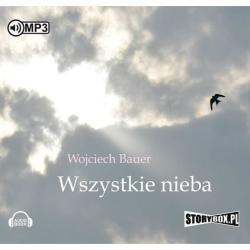 CD MP3 WSZYSTKIE NIEBA Bauer Wojciech