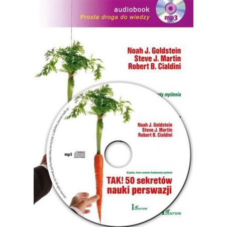 CD MP3 TAK 50 SEKRETÓW NAUKI PERSWAZJI