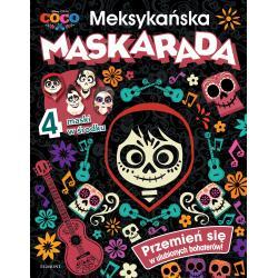 COCO MEKSYKAŃSKA MASKARADA