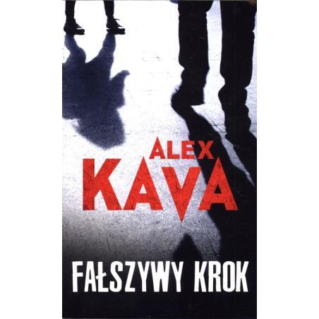 FAŁSZYWY KROK Alex Kava