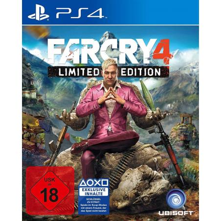 FAR CRY 4 LIMITED EDITION PS4 PL