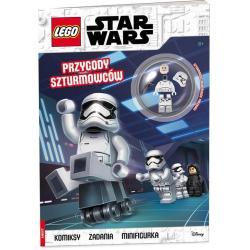 LEGO STAR WARS PRZYGODY SZTURMOWCÓW 6+