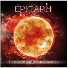 EPITAH FIRE FROM THE SOUL CD